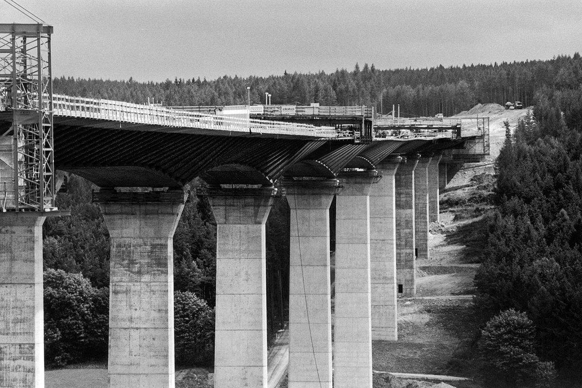 Voutenansicht Reichenbachtal-Brücke