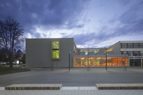 Graf Soden Junior High School, Friedrichshafen