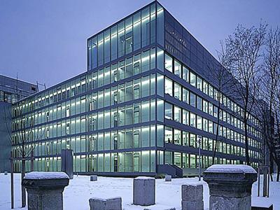 Bürogebäude der KVB, München