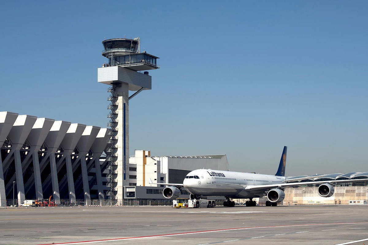 Tower for the German Air Control