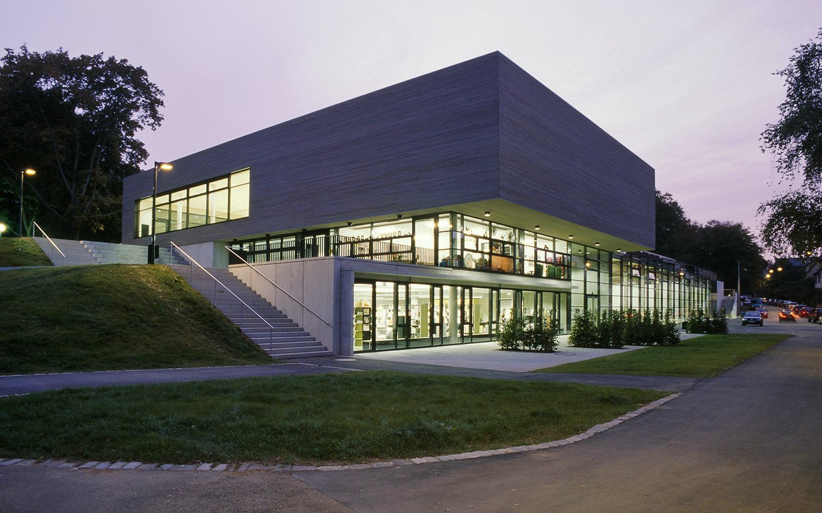 Kultur und Sportzentrum, Stuttgart Münster