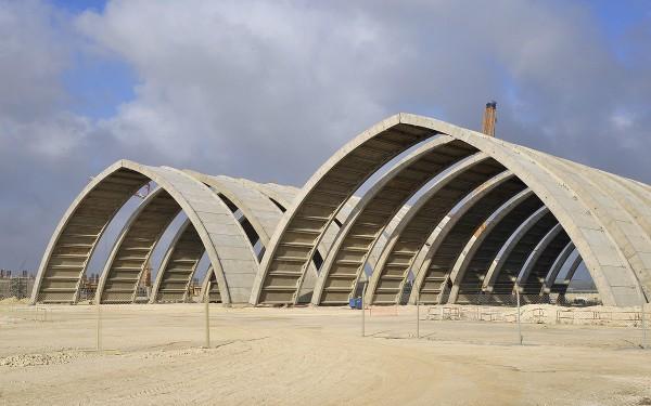 Phosphate Storage and Plant, Jorf Lasfar, Morocco