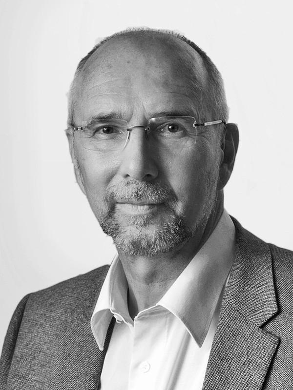 Portrait Dieter Lippold