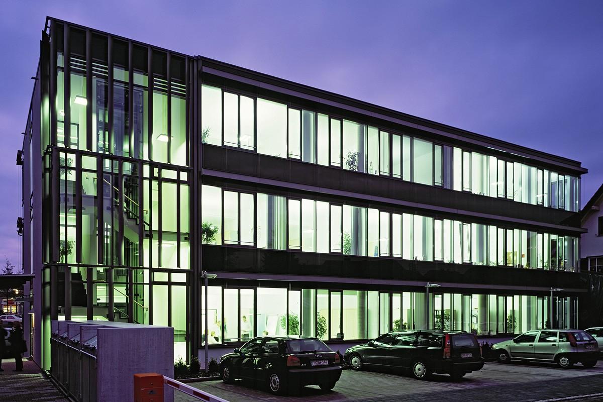 AOK-Bezirksdirektion, Friedrichshafen