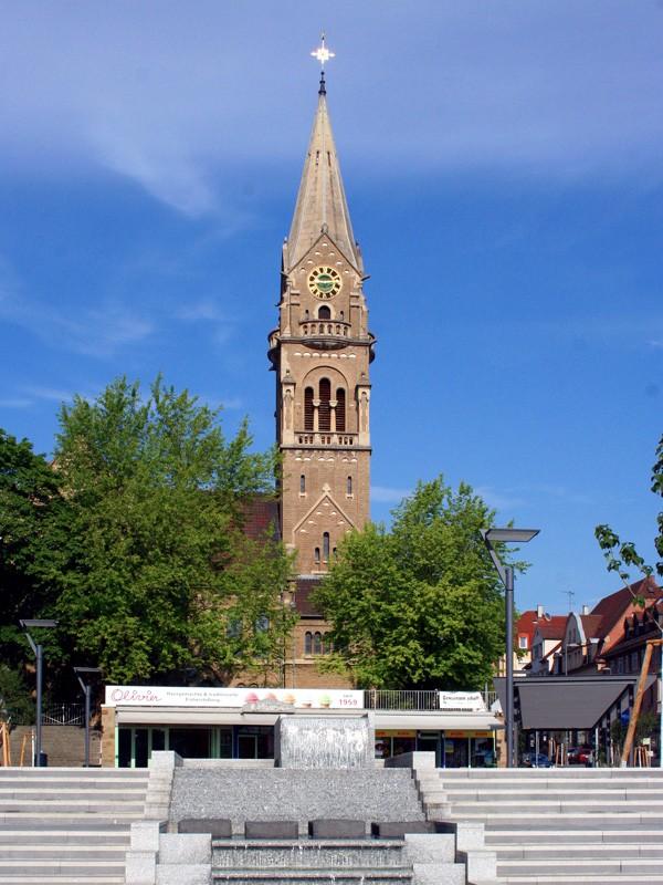 Pauluskirche Ansicht